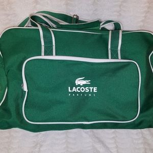 Lacoste  Weekender Overnight Travel Gymbag Duffle